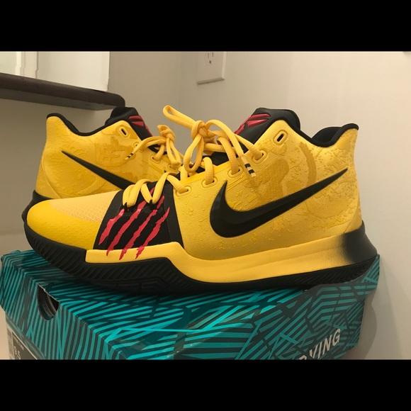18e36f17989 Nike Kyries X Kobe X Bruce Lee Mamba Mentality 3. NWT
